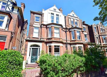 Thumbnail 2 bed flat for sale in Bouverie Road West, Folkestone, Kent
