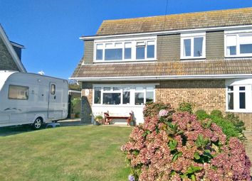 Thumbnail 3 bed semi-detached house for sale in Kingsway, Selsey, Chichester, West Sussex
