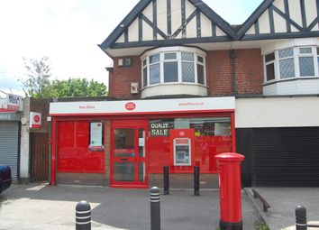 Thumbnail Retail premises for sale in 144 Crankhall Lane, Wednesbury