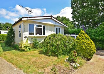 Thumbnail 2 bed mobile/park home for sale in Field Lane, St Helens, Ryde, Isle Of Wight