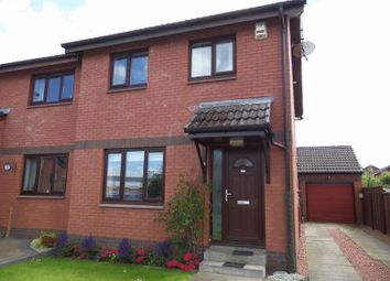 Thumbnail 3 bed end terrace house for sale in Fisher Drive, Paisley