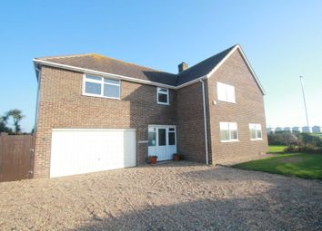 Thumbnail 5 bed detached house for sale in Alinora Crescent, Goring-By-Sea, Worthing