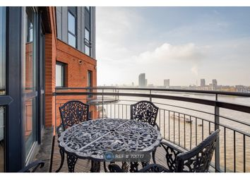 Thumbnail 3 bed flat to rent in New Atlas Wharf, London