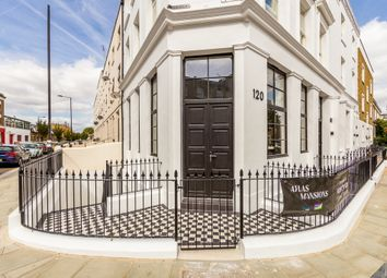 Thumbnail 3 bed maisonette for sale in Blythe Road, Brook Green, London