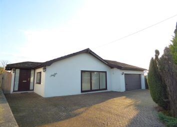 Thumbnail 3 bed detached bungalow for sale in Main Road, Portskewett, Caldicot