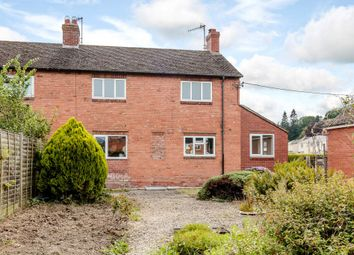 Thumbnail 3 bed semi-detached house for sale in Park Green, Kington, Herefordshire