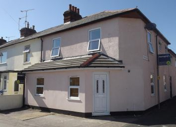 Thumbnail 2 bed maisonette to rent in Queens Road, Farnborough