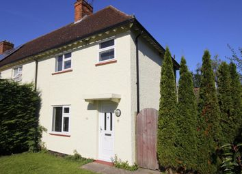 Thumbnail 3 bed semi-detached house to rent in Mattocke Road, Hitchin