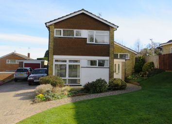 Thumbnail 3 bed detached house for sale in Quarry Hill, Haywards Heath