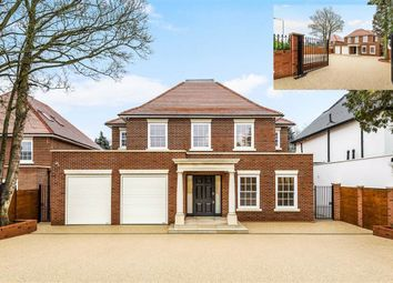 Thumbnail 5 bed detached house for sale in Barnet Road, Arkley, Hertfordshire