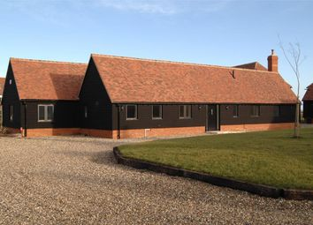 Thumbnail 4 bed detached house for sale in Old Tree, Hoath, Canterbury