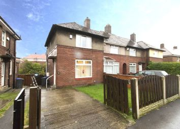 Thumbnail 2 bedroom terraced house for sale in Meynell Crescent, Sheffield