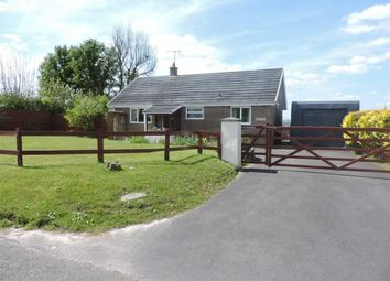 Thumbnail 2 bed detached bungalow for sale in Parcyrhos, Cwmann, Lampeter