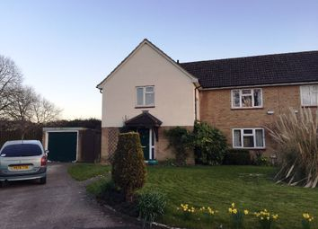 Thumbnail 4 bed semi-detached house to rent in Trenchard Road, Weston Super Mare