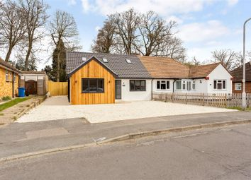 Wentworth Avenue, Ascot SL5. 4 bed semi-detached bungalow for sale