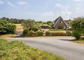 Thumbnail 3 bed detached house for sale in Dunley, Whitchurch, Hampshire