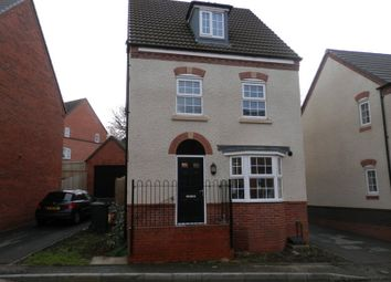 Thumbnail 4 bedroom detached house for sale in Pritchard Drive, Kegworth