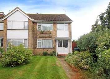 Thumbnail 3 bed semi-detached house for sale in The Winter Knoll, Littlehampton
