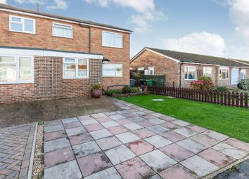 Thumbnail 3 bed semi-detached house for sale in Willard Close, Eastbourne