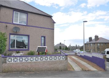 Thumbnail 3 bedroom semi-detached house for sale in Whinhill Terrace, Banff