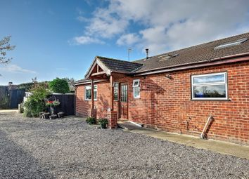Thumbnail 3 bed detached bungalow for sale in Waterheath Road, Beccles