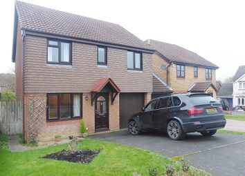 Thumbnail 4 bed detached house to rent in Gresley Gardens, Hedge End, Southampton, Hampshire