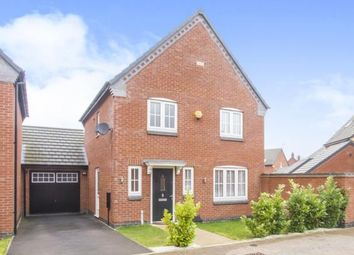 Thumbnail 3 bed detached house for sale in Thomas Drive, Countesthorpe, Leicester, Leicestershire