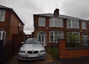 Thumbnail 3 bed semi-detached house for sale in Green Lane Road, Evington, Leicester