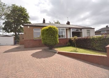 Thumbnail 2 bed semi-detached bungalow for sale in Oakfield Crescent, Oswaldtwistle, Accrington