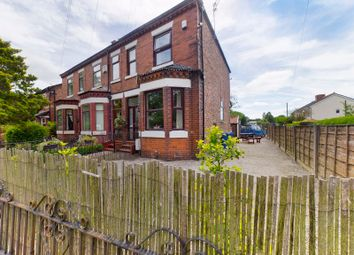Thumbnail 2 bed end terrace house for sale in Church Road, Urmston, Trafford