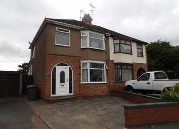 Thumbnail 3 bed semi-detached house for sale in Oakdene Crescent, Nuneaton, Warwickshire