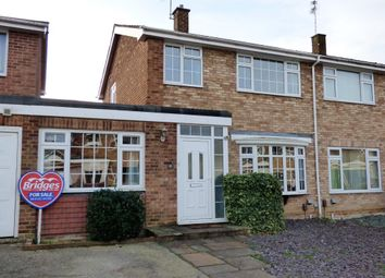 Thumbnail 3 bed semi-detached house for sale in Frome Close, Farnborough