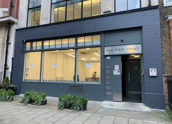 Industrial to let in Ground & Lower Ground Floor, 41-42 Foley Street, Fitzrovia, London W1W