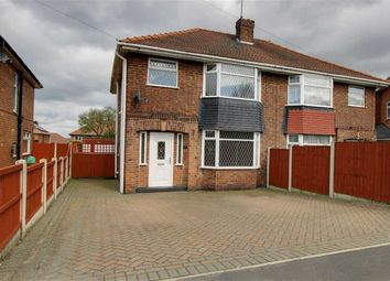 Thumbnail 3 bed semi-detached house to rent in Blacksmith Lane, Calow, Chesterfield, Derbyshire