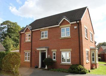 Thumbnail 4 bed detached house for sale in Highfields Park Drive, Off Broadway, Derby