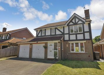 Thumbnail 4 bedroom detached house for sale in Ullswater Avenue, West End, Southampton, Hampshire