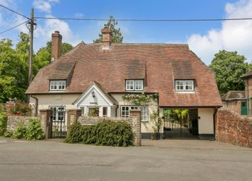Thumbnail 4 bed detached house for sale in Shoe Lane, Exton, Southampton