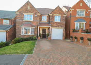 Thumbnail 4 bed detached house for sale in Steeple Grange, Spital, Chesterfield