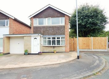 Thumbnail 3 bed link-detached house for sale in Copperkins Road, Hednesford