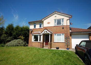 Thumbnail 4 bed detached house to rent in The Spinney, Blackburn