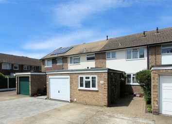 Thumbnail 3 bed terraced house for sale in The Willows, Byfleet, West Byfleet