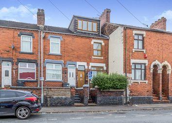 Thumbnail 3 bedroom terraced house for sale in Mynors Street, Stoke-On-Trent