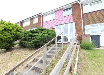 Thumbnail 3 bedroom property for sale in Porlock Drive, Luton