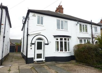 Thumbnail 3 bed semi-detached house for sale in St Helens Avenue, Scartho, Grimsby