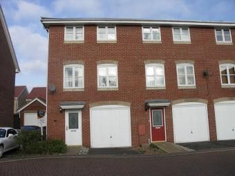 Thumbnail 3 bed semi-detached house to rent in Millers View, Ipswich