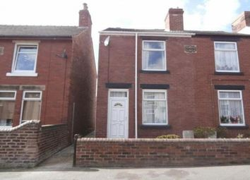 Thumbnail 2 bed property to rent in Wellington Street, New Whittington, Chesterfield