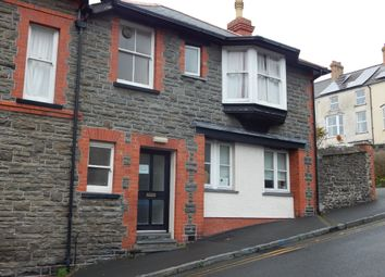 Thumbnail 4 bed semi-detached house to rent in Trefor Road, Aberystwyth