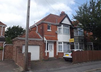 Thumbnail 3 bed semi-detached house for sale in Deacon Crescent, Southampton