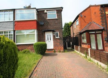 Thumbnail 3 bed semi-detached house for sale in Lyndhurst Avenue, Prestwich, Manchester