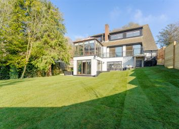 Thumbnail 4 bed detached house for sale in Wray Lane, Reigate